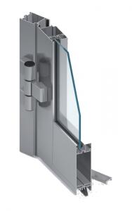 plastové okno Okenní systém MB-45